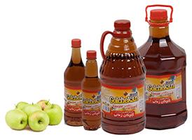 فروشگاه عرضه انواع سرکه سیب گلچکان به قیمت نمایندگی