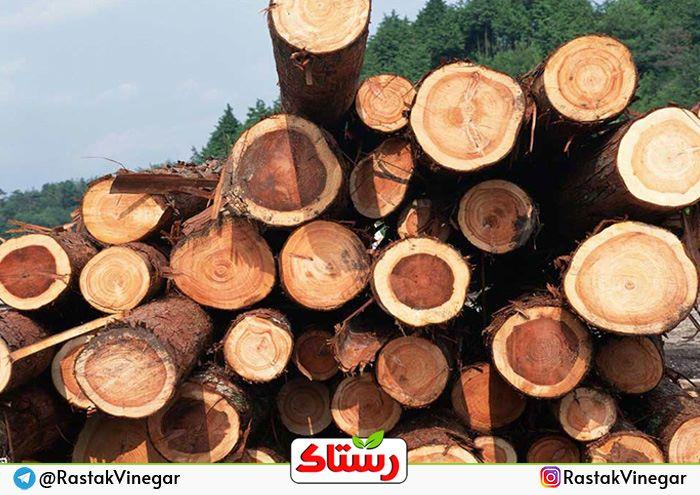 قیمت سرکه چوب