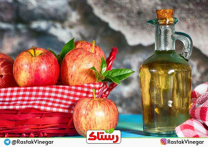 بازار سرکه سیب