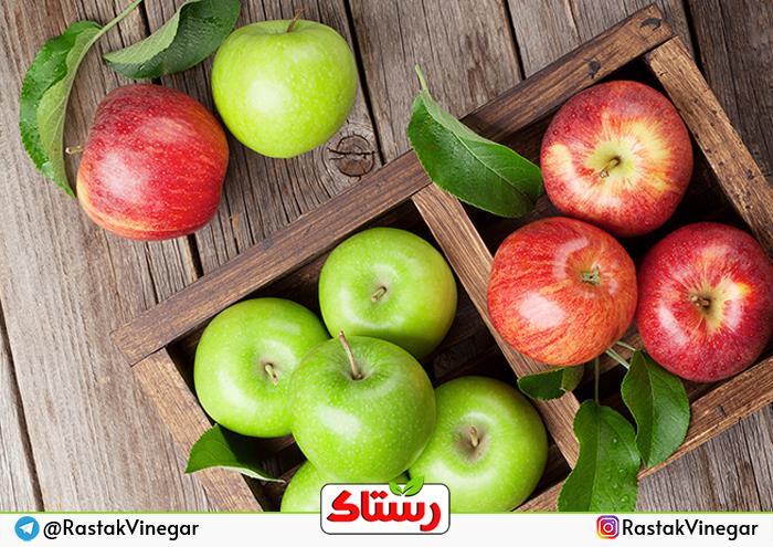 قیمت سرکه سیب طبیعی