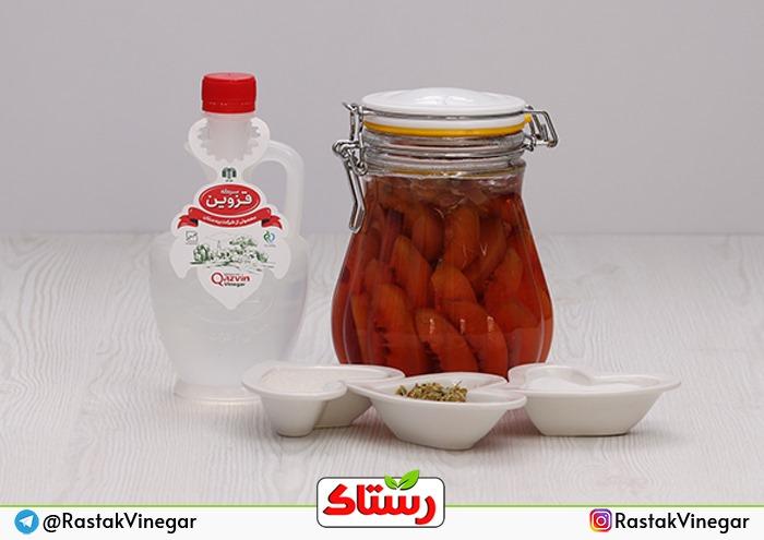 قیمت سرکه بیدستان